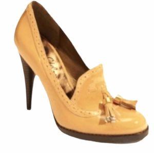 Sam Edelman Truman Tassel Loafer Heels